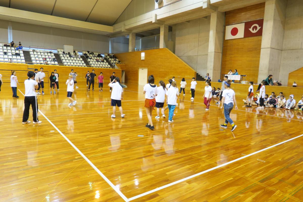 3校合同スポーツ大会!!