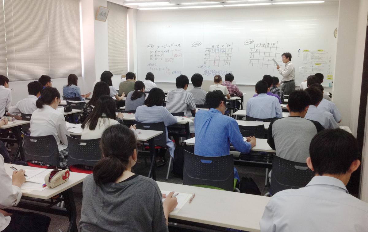 6月3日 基礎答案練習会 初日