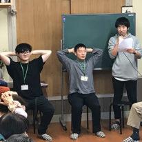 【介護福祉学科】地域貢献活動(レクリエーション)を行いました!