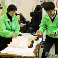 県内進学・仕事魅力発信フェアinやまぐちに参加しました!