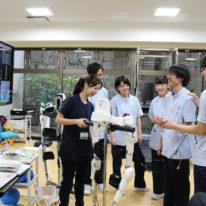 ロボットを見に行こう!オープンキャンパス<3月22日(水)>