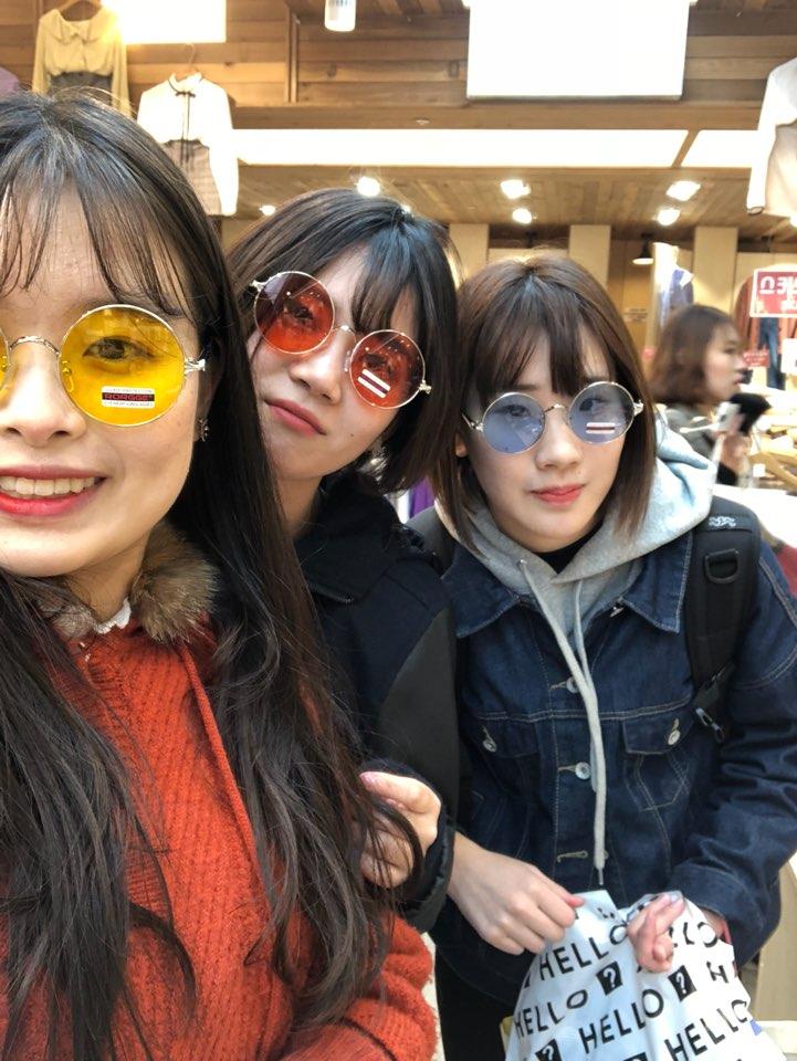 韓国に研修旅行に行きました! その1