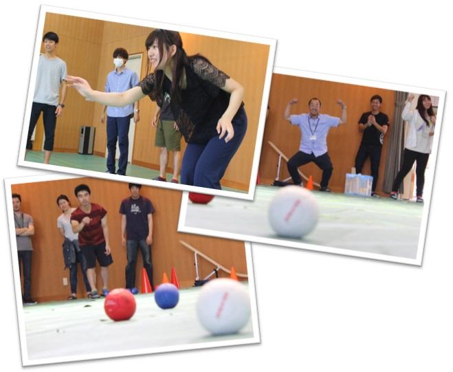 障がい者スポーツチャレンジ!!