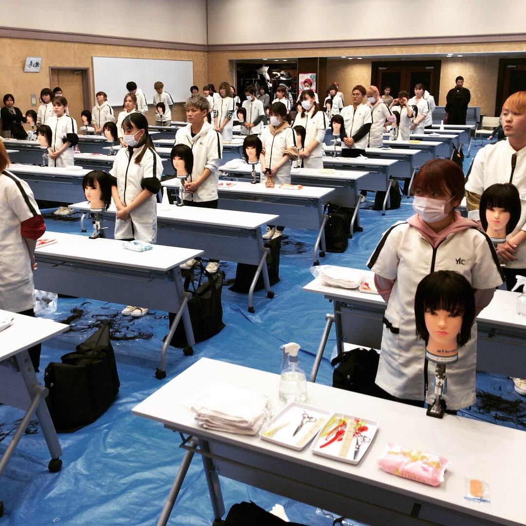 国家試験リハーサルの保護者会を開催しました!