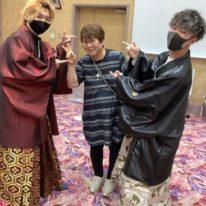 袴の展示会🥰