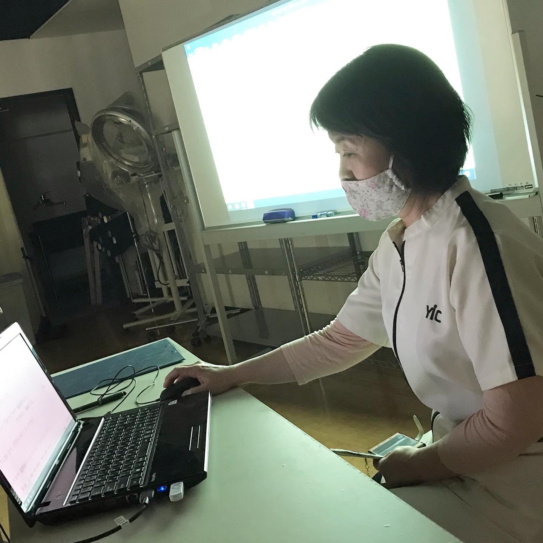 オンライン授業を実施しています!