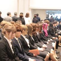 【2019年度】YICスタジオ3校の合同入学式が行われました♪♪♪