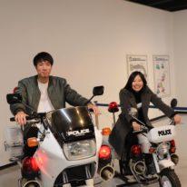 交通安全学習館にて校外学習を行いました!