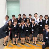 【医療事務学科】阿知須共立病院に見学に行きました!