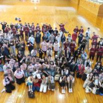 3校合同スポーツ大会が行われました!