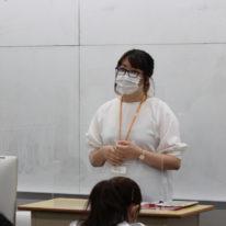 【医療事務】業界・職種研究の授業で講話を聞きました!