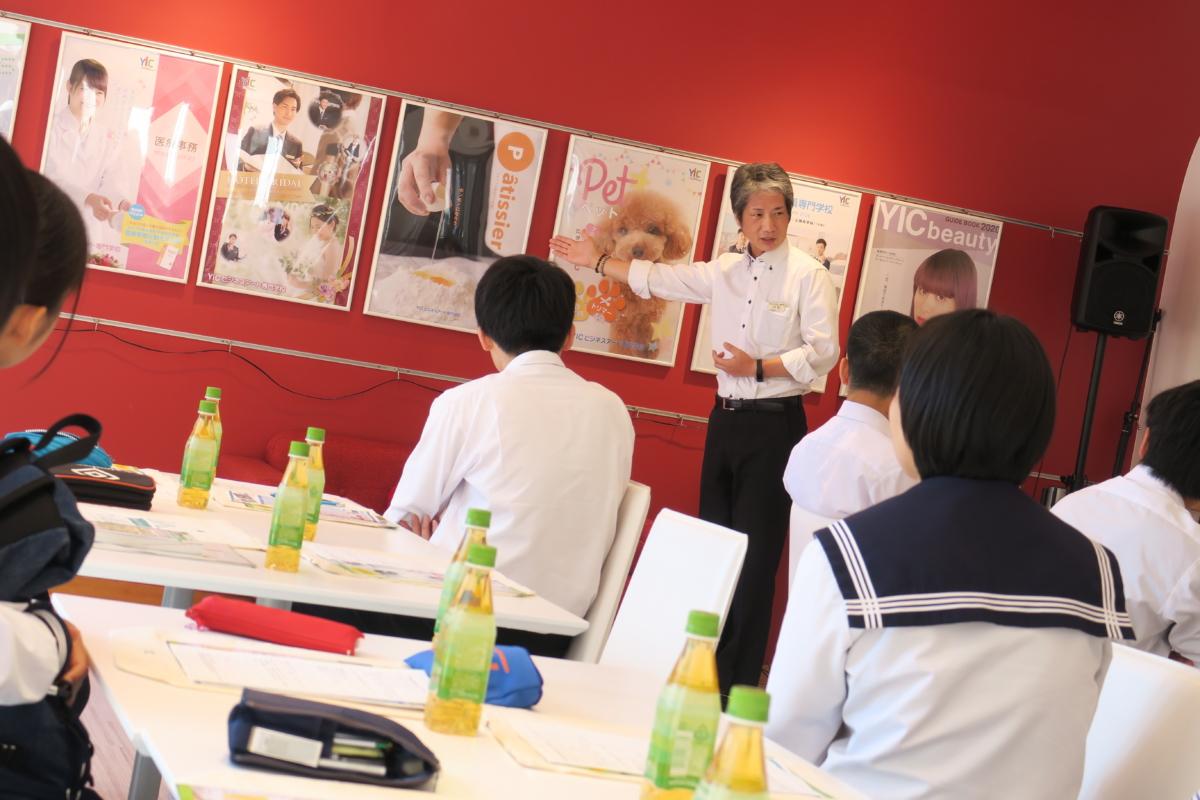 津和野高等学校のみなさまが来校されました!