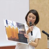 【IT系Web系学科】地元活性化に取り組んでいる原田尚美さんの講演会が行われました!