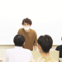 【介護福祉学科】就職にむけての卒業生講話