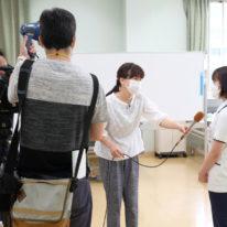 6月26日放送!tysテレビ山口「サタデーマガジン」の取材を受けました♪