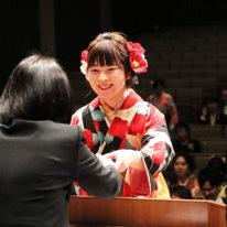 卒業式を挙行しました!