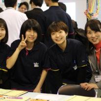 「2019県内進学・仕事魅力発信フェアinやまぐち」に参加しました!